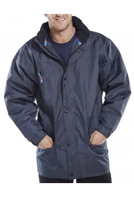 Beeswift GU88 Click Guardian PU Coated Weather Resistant Jacket