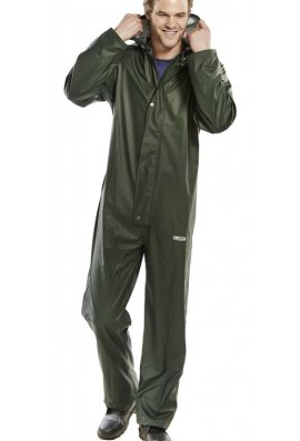 Click BRECC Brecon Weather Proof Coverall (S To 4XL)