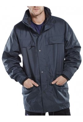 Beeswift MBN Click Mowbray 2 in 1  PU Coated Weather Resistant Jacket