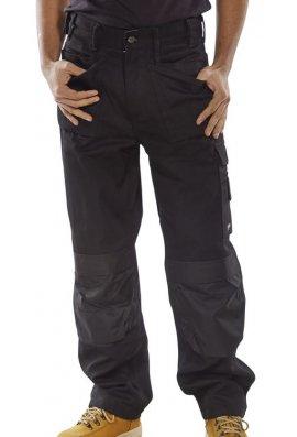 Click CPMPTNBL Black Premium Holster  Pocket Trousers