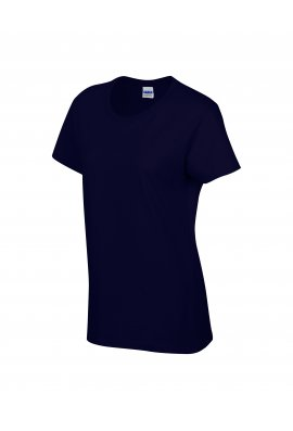 Gildan GD006 Heavy Cotton Womens T-shirt (Small To 2XL)