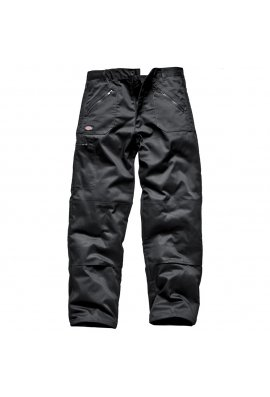 Dickies WD005 Redhawk Action Trousers Black