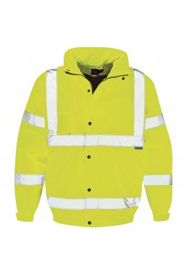 Dickies WD040 Hi-Vis Bomber Jacket (Medium To 2XL)