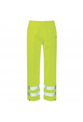 Dickies WD042 Hi-Vis Highway Trousers (Medium To 2XL)