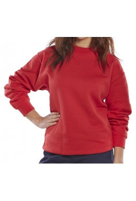 Click CLPC WorkWear Sweat Shirt (Small To 4XL