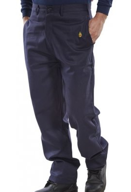 Click CFRTN Flame Retardent Trousers