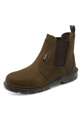 Beeswift CTF42BR Click Traders PUR Dealer Boot