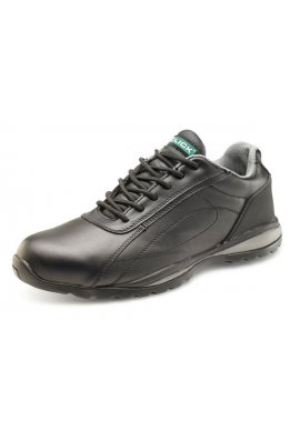 Click CF7BL Trainer Shoe BLack/Grey