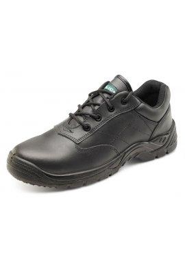 Beeswift CF52BL Non-Metallic Shoe Black