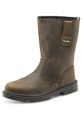 Beeswift CTF48BR Click Traders PUR Rigger Boot