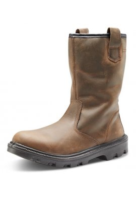 Click SRB Sherpa Rigger Boot Fur Lined