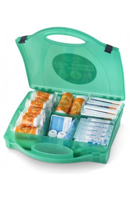 Click CFAT50 Traders 50 Person First Aid Kit