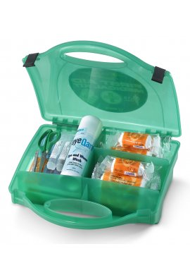 Click CFAT10 Traders 10 Person First Aid Kit