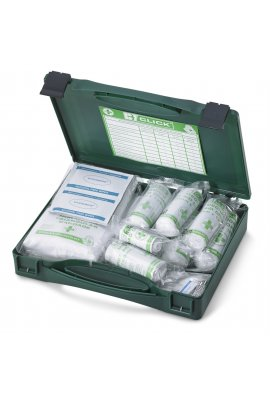 Click CFA10 10 Person first Aid Kit