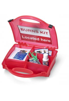 Beeswift CFABK Click First Aid Kit For Burns