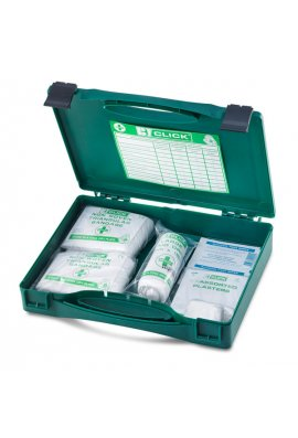 Click CFA10 1 Person First Aid Kit