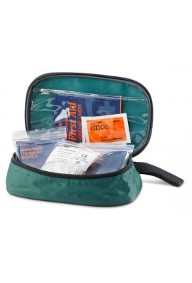 Click CFA1P Travelling First Aid Kit Pouch