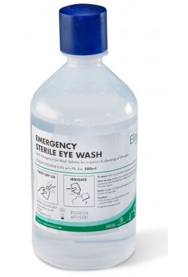 Click EWS500 Eyewash Bottle