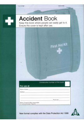 Click BSS13238 Accident Book