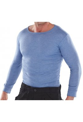 Click THVLS Thermal Long Sleeved Vest (Small To 2XL)