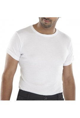 Click THVSS Thermal Short Sleeve Vest (Small To 3XL)