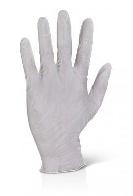 Click 2000 Latex Powder Free Gloves (carton of 10x100 Pairs)