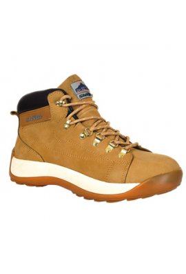 Portwest FW31 Steelite Mid Cut Nubuck Boot SB