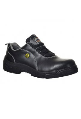 Portwest FC02 Compositelite ESD Leather Safety Shoe