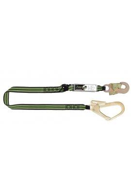 Click HSFA30303 Click 1.5 Metre Lanyard & Scaff Hook