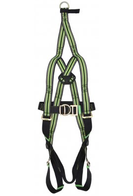 Click HSFA10106 Click 2 Point Rescue Harness