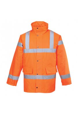 Portwest RT30 Hi-Vis Traffic Jacket (XSmall To 5XL)