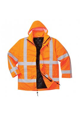 Portwest R460 RWS Traffic Jacket (Small to 4XLarge)