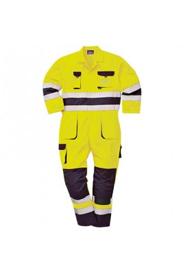 Portwest TX55 Texo Hi-Vis Coverall (Small To 3XL)