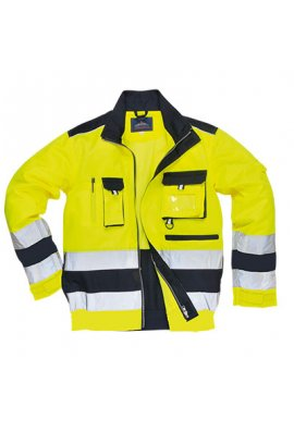 Portwest TX50 Texo Hi-Vis Jacket (Small To 3XL)