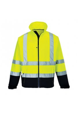 Portwest S425 Hi-Vis Contrast Fleece (Small To 3XL)