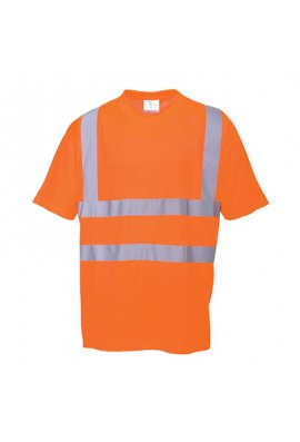 Portwest RT23 Hi-Vis T-Shirt GO/RT (XSmall To 5XL)