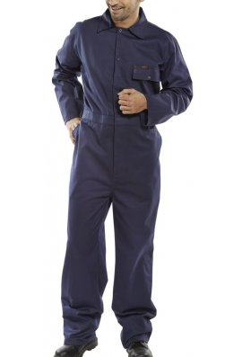 Click CDBS Cotton Boilersuit (34 to 62 Chest)