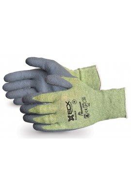 Superior Gloves EN388 4532 Emerald Cut Level 5 AbrasionLevel 4 CX Kevlar Wire Core Glove