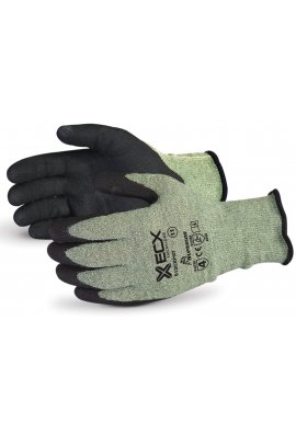 Superior Gloves EN388 4532 Cut Level 5 Latex Palm Kevlar Glove