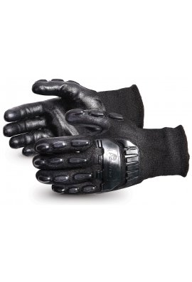 Superior Gloves EN388 4331 Impact Resistant Cut Resistant nylon Stainless Steel Glove