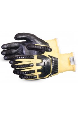 Superior Gloves EN388 4532 Cut Level 5 Kevlar Blended Impact Resistant Glove