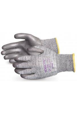 Click EN388 4542 Cut level 5 PU Palm Coated Composite Knit Glove