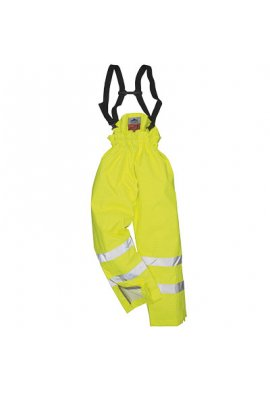 Portwest S780 BizFlame Salopettes (Antistatic Flame Retardent) (Small To 2XL)
