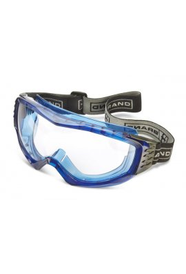 Bolle Hamilton Clear Goggles (Pack Size 5 Pairs)