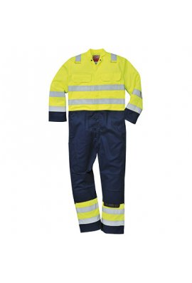 Portwest BIZ7  BizWeld Coverall (Flame Retardent- Anti-Static) (Small To 4XL)