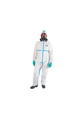 Portwest ST60 BizTex Microporous 4/5/6 Coverall  (M To 3XL) pack size 50