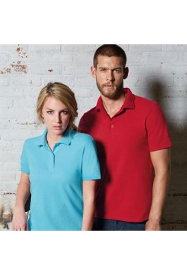 Anvil AV303 Adults Double Pique Polo (Small To 2XL)