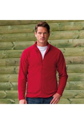 Russell J880M Full Zip Microfleece (Small to 2Xlarge)