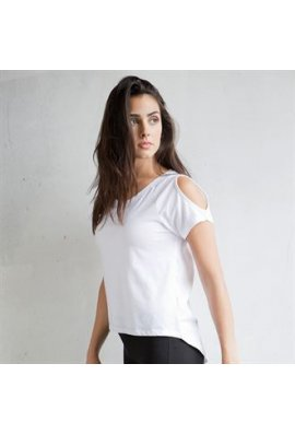 Skinnifit SK233 Womens T-Shirt With Drop Detail (Small To 2XL)