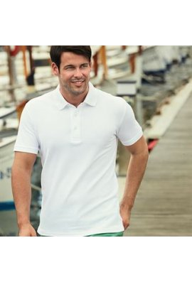 Fruit Of The Loom SS207 Heavy Polo (Small to 3XL)